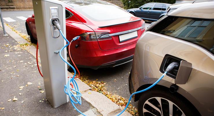 ТОП-5 популярных электромобилей в Украине: Список