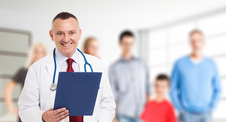 Семейным врачам предложили повысить ставку: Подробности