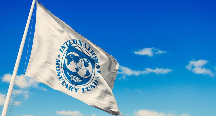 МВФ объяснил улучшение прогноза по ВВП Украины