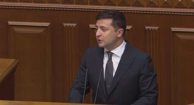 Зеленский предложил упростить процедуру банкротства на время карантина