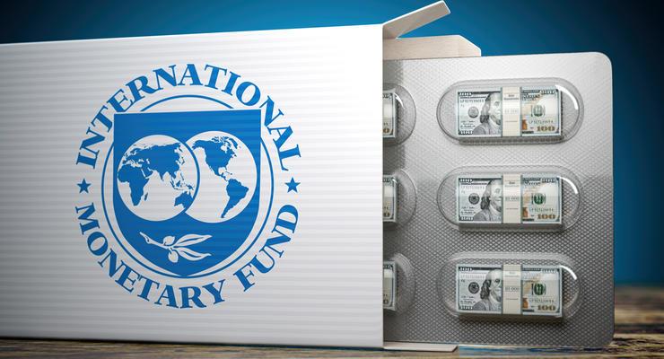 В МВФ назвали условие нового кредита для Украины