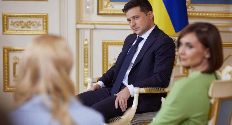 Зеленский прокомментировал слова Шмыгаля о пенсиях