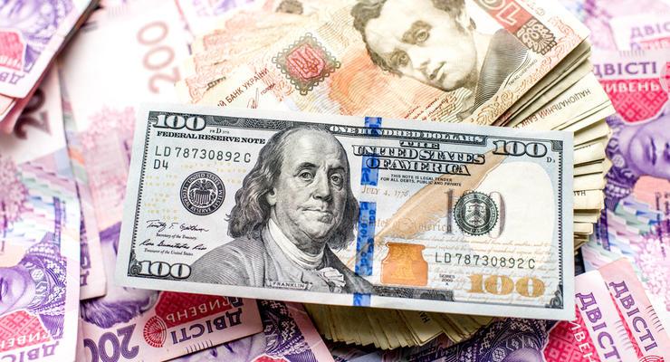 Курс валют на 26.10.2020: После выходных гривна снова покатилась вниз