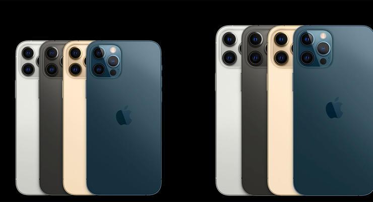 ГПСУ поймала первые контрабандные iPhone 12