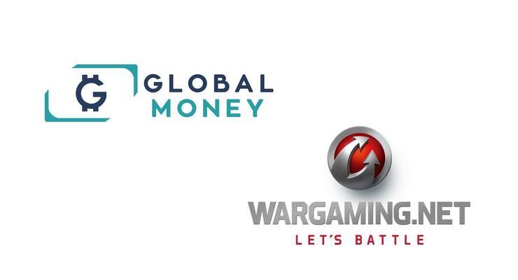 GlobalMoney стала эксклюзивным поставщиком игровых сервисов Wargaming для мобильных операторов в Украине
