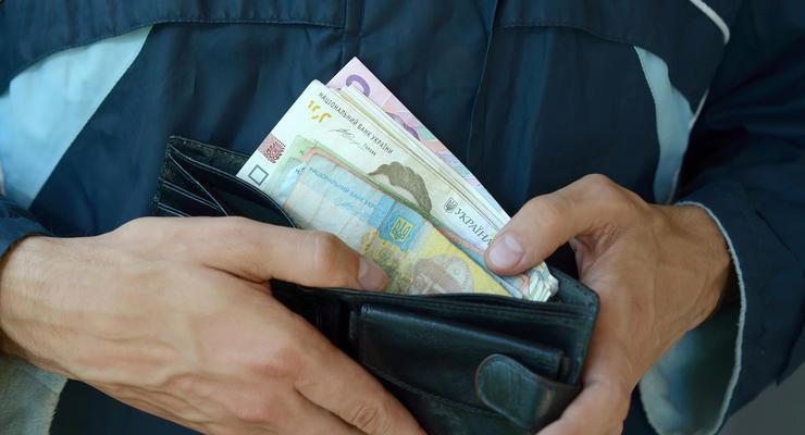 В каких регионах Украины самая большая зарплата: Инфографика