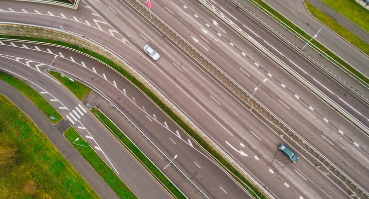 Составлен рейтинг самых длинных дорог Украины: Детали
