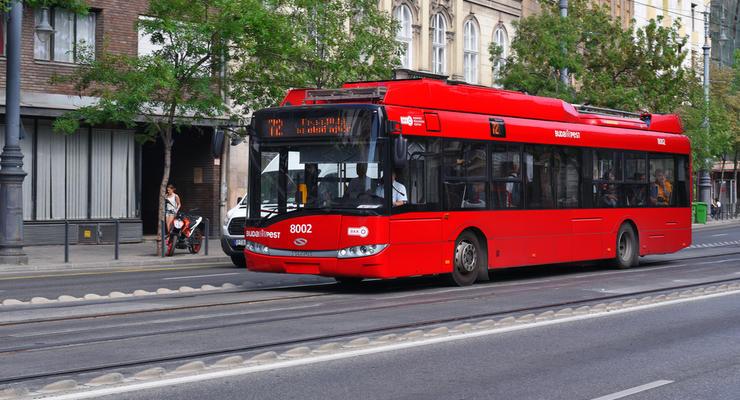 В Украине хотят сделать весь городской транспорт электрическим