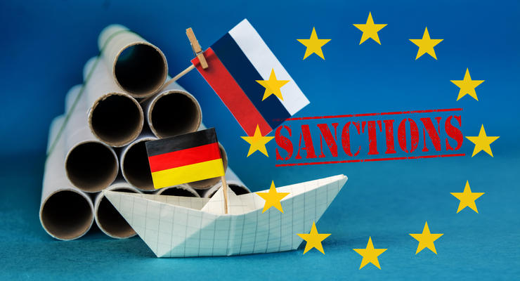 """Германия отказалась поддерживать """"Северный поток - 2"""""""