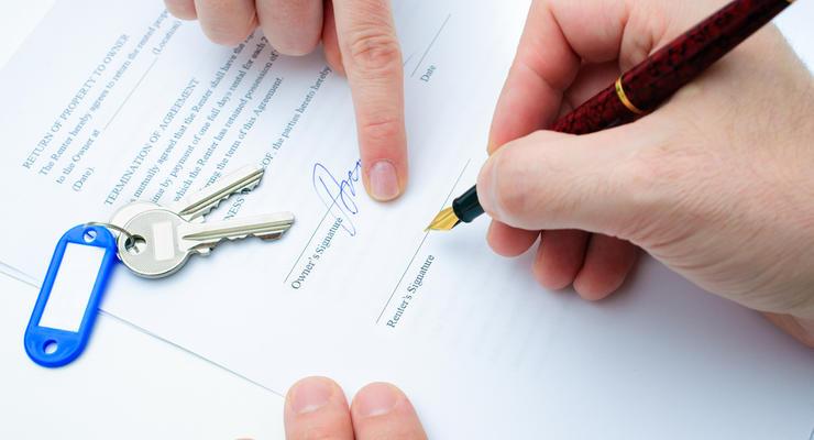 Договор аренды жилья в Украине: Что надо знать