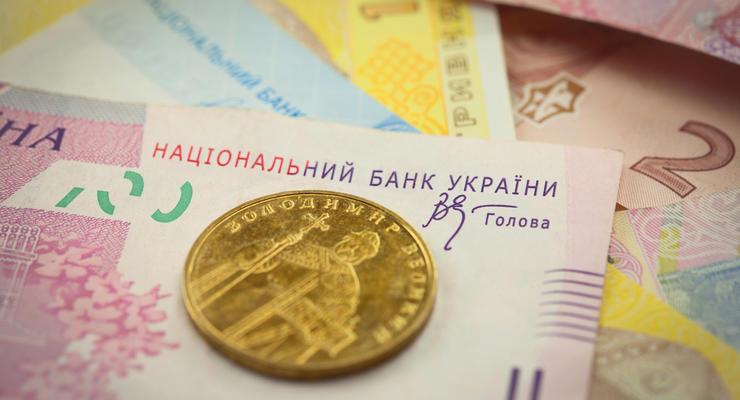 Дефицит общего фонда в госбюджете превысил 130 млрд грн