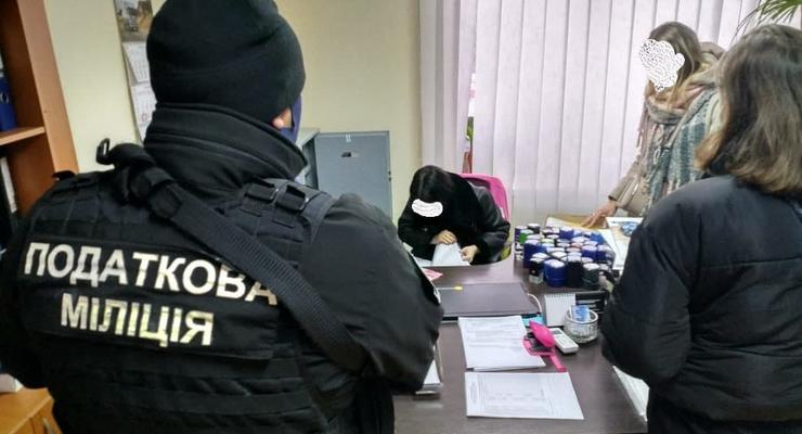 ГФС на Харьковщине пресекла схему ухода от налогов: Подробности