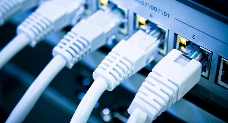 Стала известна позиция Украины в мировом рейтинге скорости интернета
