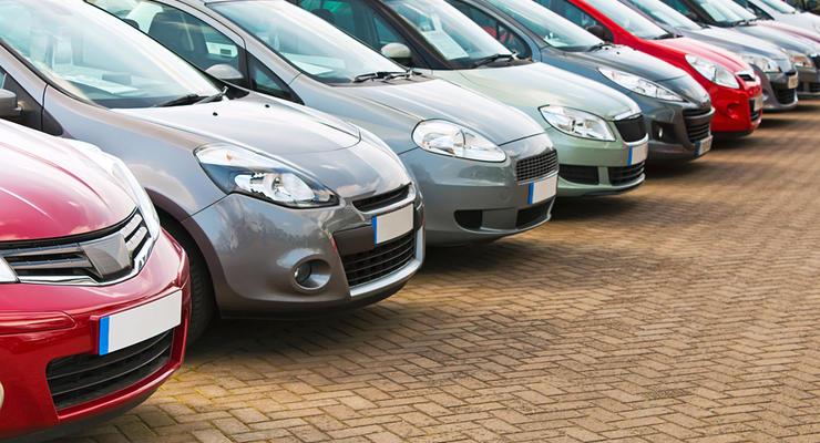 Какие автомобили украинцы ищут в интернете: Статистика