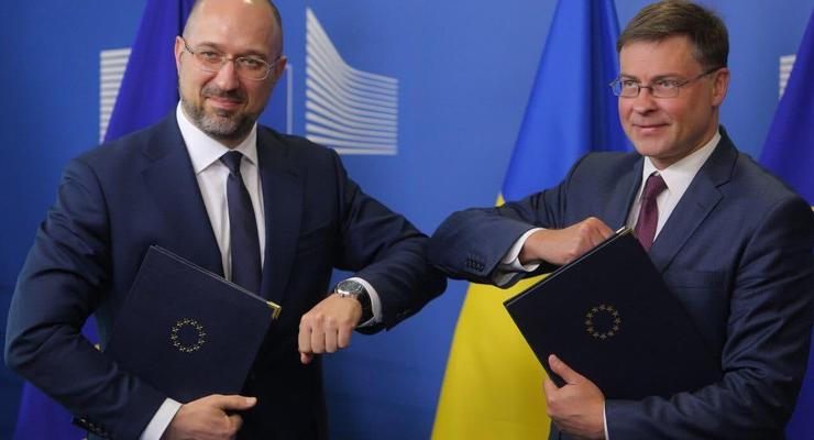 "Еврокомиссия выдаст Украине 600 млн евро в рамках ""коронавирусного займа"""