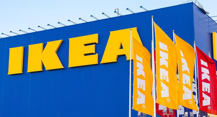 В Украине готовится открытие первого оффлайн-магазина IKEA - СМИ