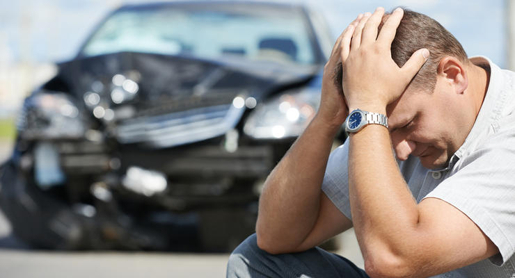 Самый аварийный день недели в Украине: Статистика ДТП