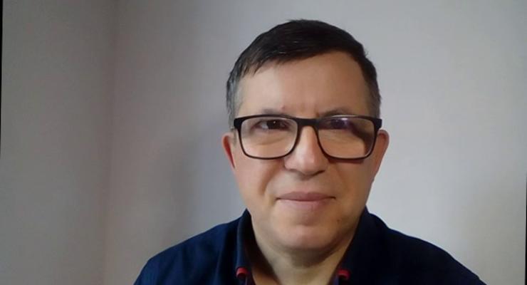 Александр Крамаренко: Виртуально ваш, МВФ, но вы держитесь