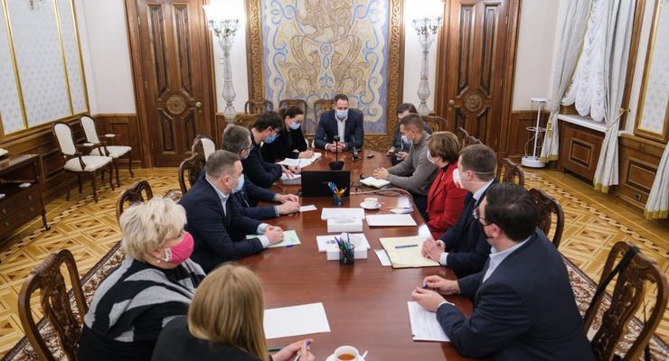 Зеленский создал Совет по вопросам содействия развитию малого предпринимательства