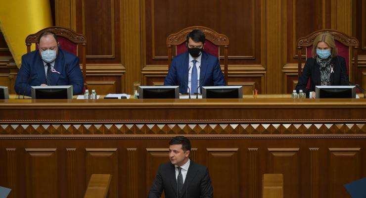 Зеленский подписал бюджет на 2021 год