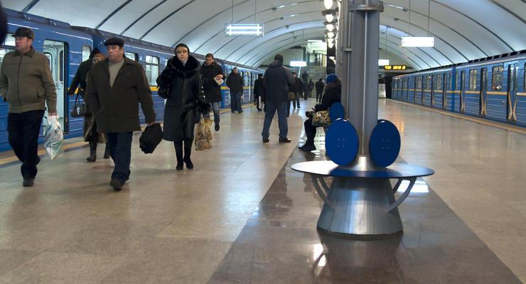Как будет работать метро в Киеве в новогоднюю ночь: Распорядок