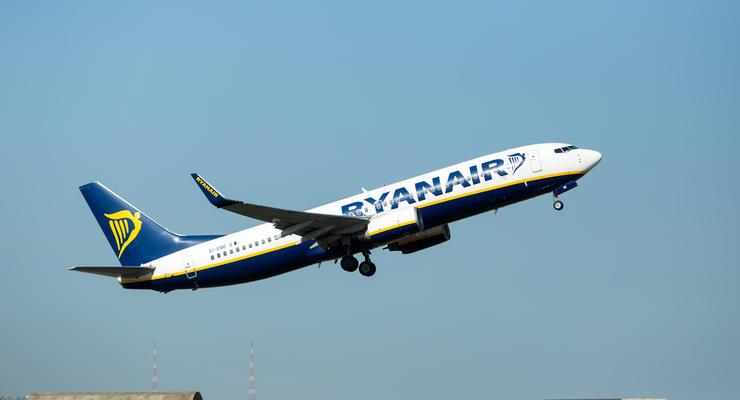Ryanair отменил 70% рейсов из Украины: Что происходит