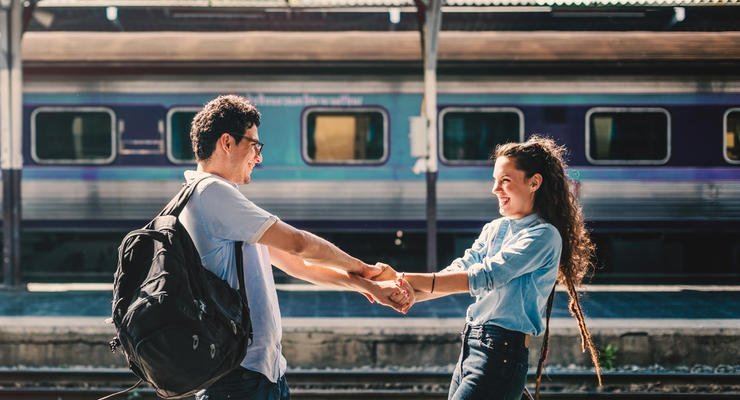 Как купить билет на поезд через Телеграм в Украине