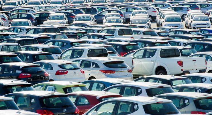 ТОП-5 самых популярных новых авто в Украине в 2020: Инфографика