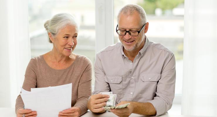 В каких банках украинцы получают пенсии: Список