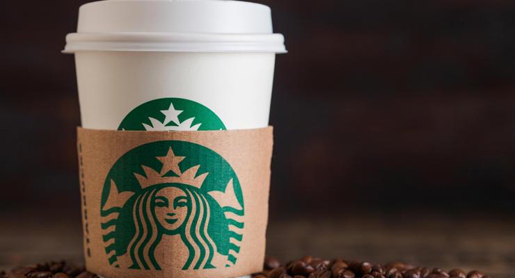 В Украине будут продавать кофе Starbucks