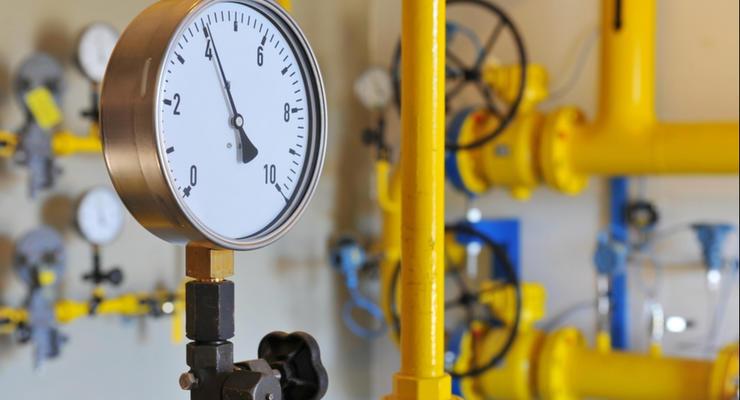 Где ограничат тарифы на доставку газа: Список областей