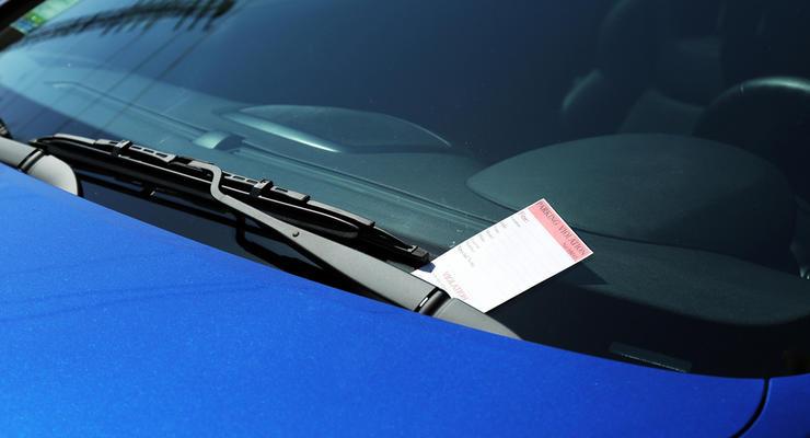 В Украине предлагают по-новому штрафовать за неправильную парковку