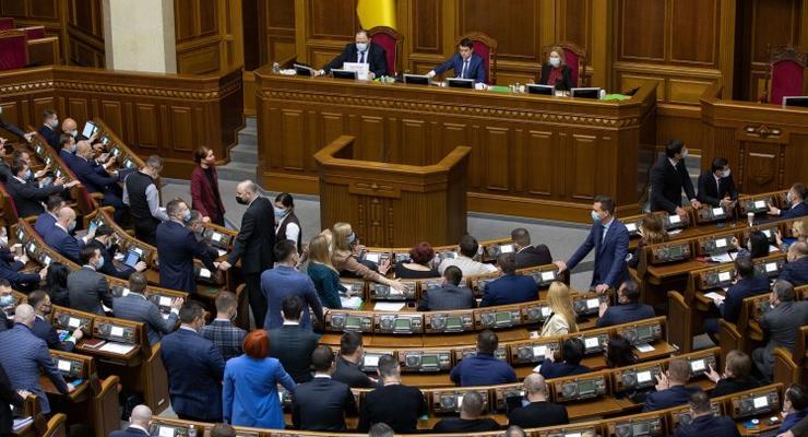 В Украине ввели госрегулирование тарифов на газ, тепло и горячую воду