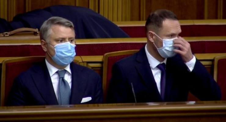Витренко отказали в должности министра энергетики