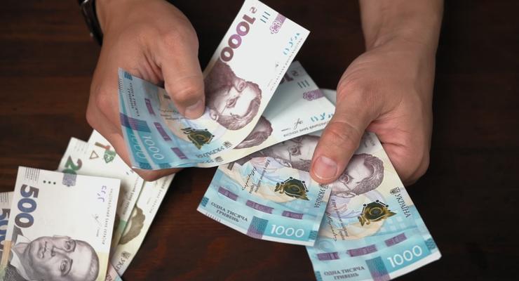 В каких регионах Украины больше зарплаты: Инфографика