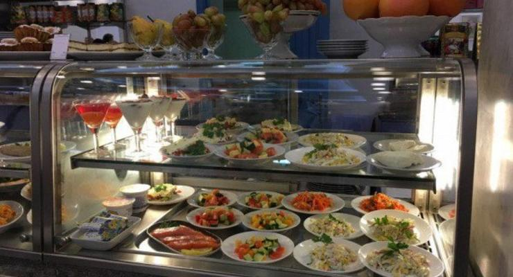 Почем кормят в депутатской столовой: Цены выросли