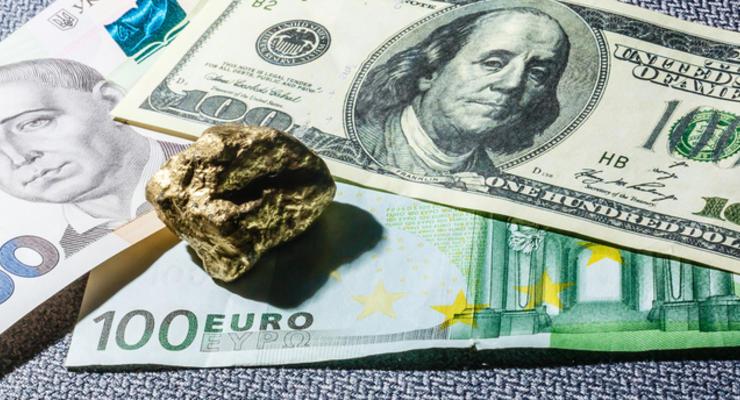 Курс валют на 08.02.2021: Доллар и евро продолжают пикировать вниз, гривна укрепляется