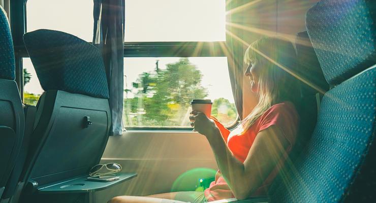 Укрзализныця будет угощать пассажиров бесплатным кофе и чаем