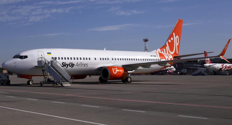 Из Украины в Германию: SkyUp запустил новые рейсы