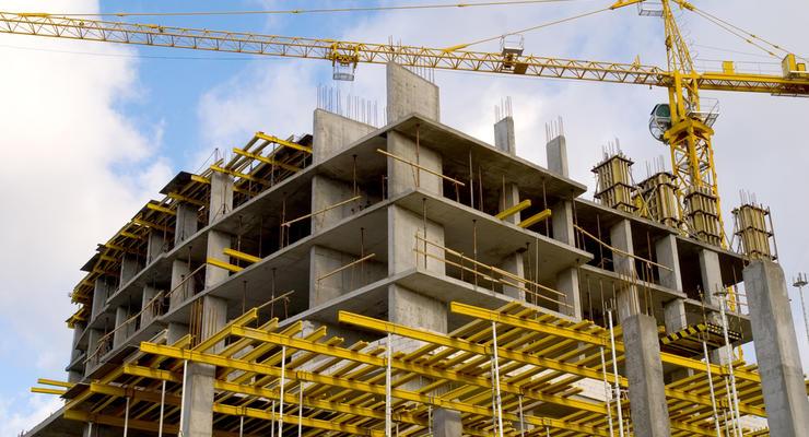 Строительство жилья в Украине снизилось почти на 20%
