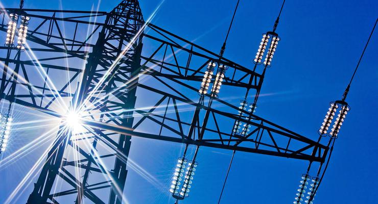 Потребление электроэнергии в Украине превысило прогнозы