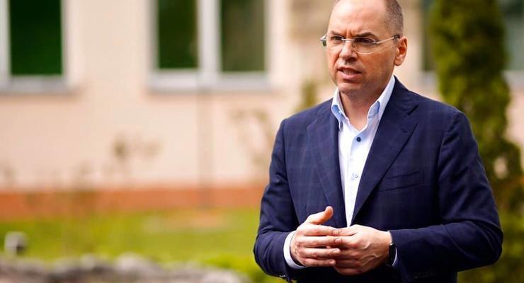 Вакцинацию в Украине будут проводить в два этапа