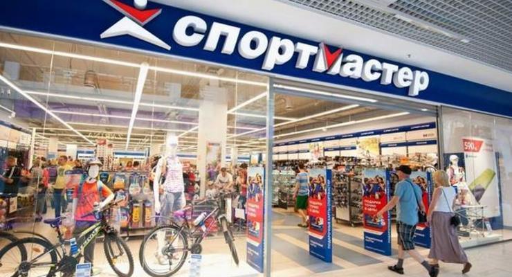 """Украина ввела санкции против сети магазинов """"Спортмастер"""""""