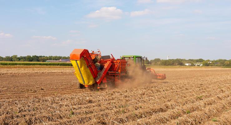 Ставку НДС для аграриев в Украине снизили до 14%