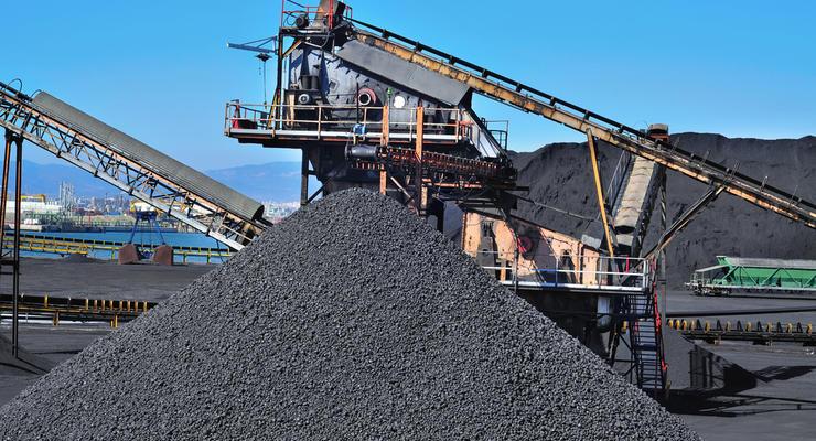 """Запасы угля в Украине остаются критическими, - """"Укрэнерго"""""""