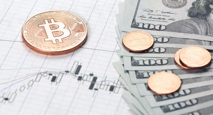 Курс криптовалюты 26.02.2021: биткоин дешевеет
