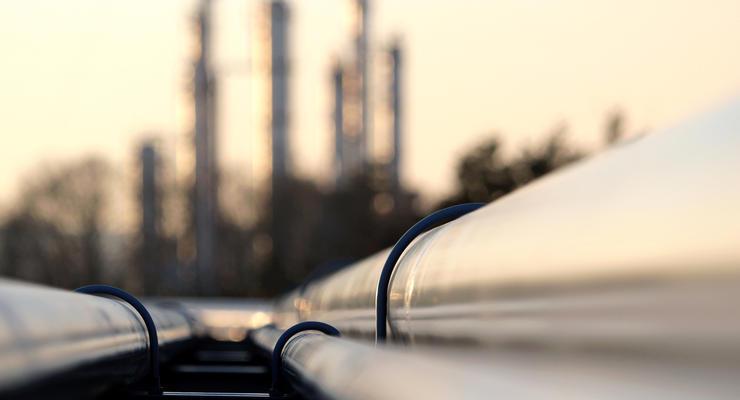 Отбор газа из ПХГ Украины превысил восьмилетний максимум: Инфографика