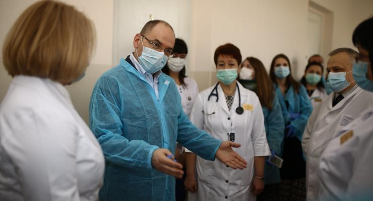 Зарплата врачей в Украине будет от 23 тыс гривен, - Степанов