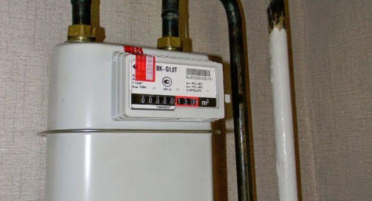 Рада отсрочила установку газовых счетчиков до 2023 года