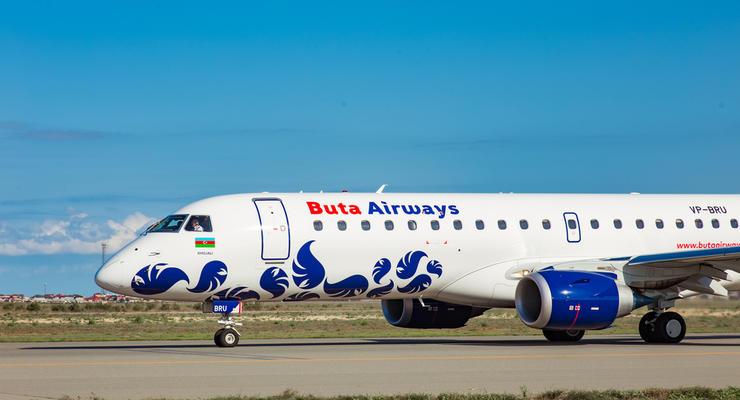 Buta Airways возобновила полеты в Баку: Есть ограничения